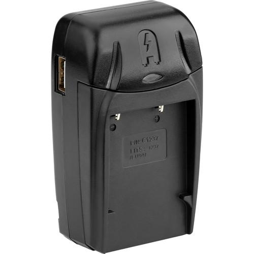 Watson Compact Charger & Battery Plate Kit for EU-94, SLB-1237 & BP-31