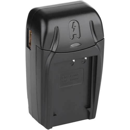 Watson Compact AC/DC Charger Kit with Battery Adapter Plate for Kodak KLIC-7003 Battery