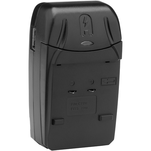 Watson Compact Charger & Battery Plate Kit for Sony NP-55, NP-77, and NP-98