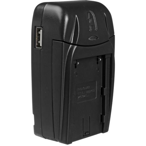Watson Compact Charger & Battery Plate Kit for Samsung SB-LSM160, SB-LSM240, SB-LSM320, and SB-LSM80
