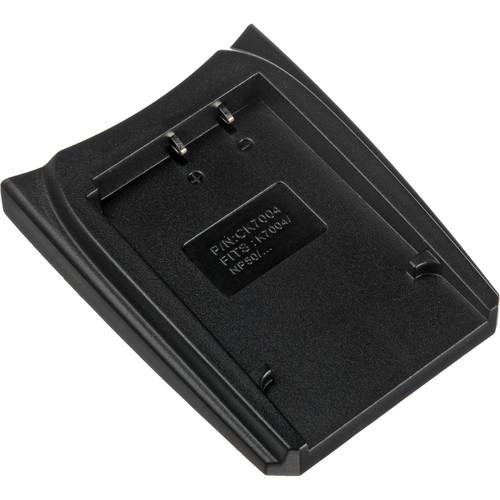 Watson Battery Adapter Plate for D-Li68, D-Li122, NP-50, NP-50A, or KLIC-7004