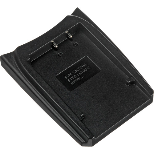 Watson Battery Adapter Plate for D-Li68, D-Li122, NP-50, NP-50A, or KLIC-7004