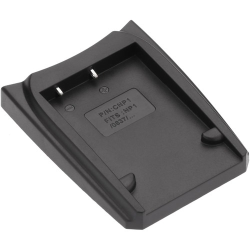 Watson Battery Adapter Plate for Samsung SLB-0837 or Minolta NP-1