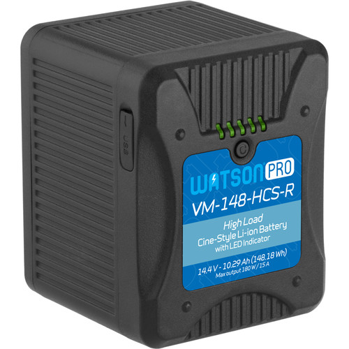 Watson Pro Cine High-Load V-Mount Battery