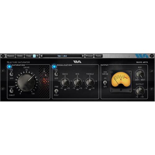 Wave Arts Tube Saturator 2 - Tube Emulation Plug-In