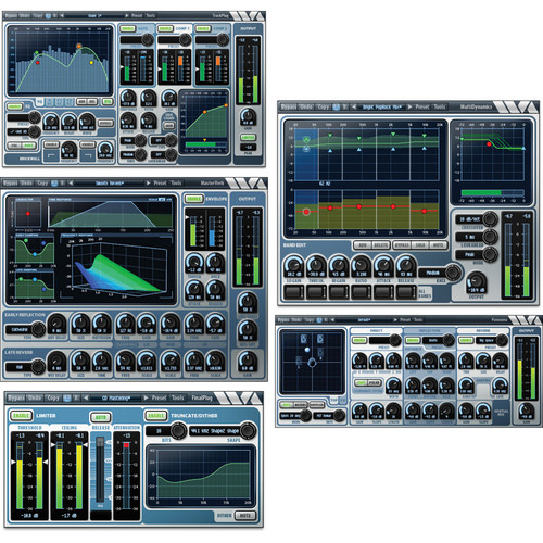 Wave Arts Power Suite Plug-In Bundle (AAX DSP)