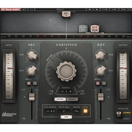 Waves Reel ADT - Double Tracking Plug-In (Native/SoundGrid, Download)