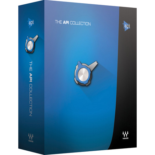 Waves API Collection - Studio Hardware Emulation Plug-In Bundle (Native/SoundGrid, Download)