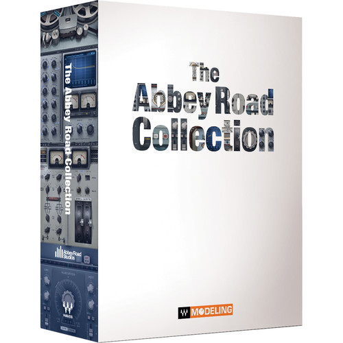 Waves Abbey Road Collection - Studio Hardware Emulation Plug-Ins for Native Systems (Download)
