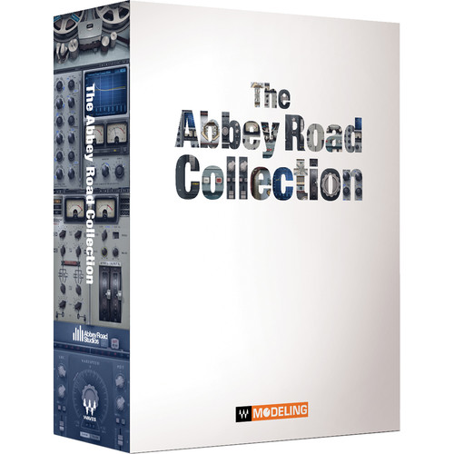 Waves Abbey Road Collection - Studio Hardware Emulation Plug-Ins for MultiRack SoundGrid Systems (Download)