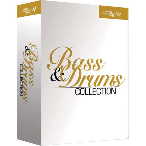 Waves Signature Series Bass & Drums Collection (Native)
