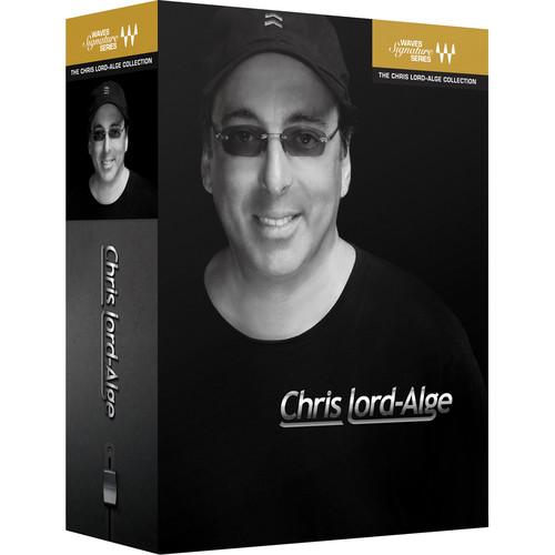 Waves Chris Lord-Alge Signature Series - Plug-In Bundle (Native/SoundGrid, Download)