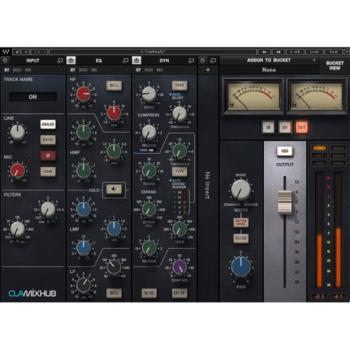 Waves CLA Mixhub Software Plug-In