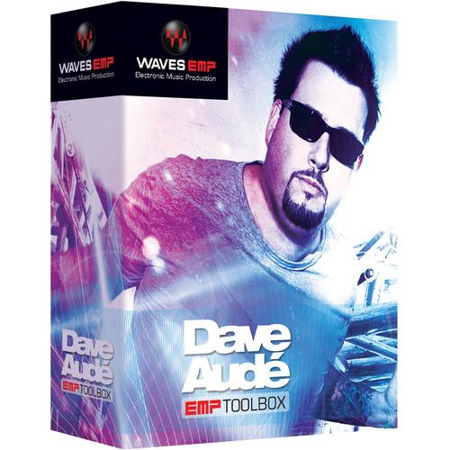 Waves Dave Aude EMP Toolbox - Electronic Music Plug-In Bundle (TDM/Native/SoundGrid, Download)