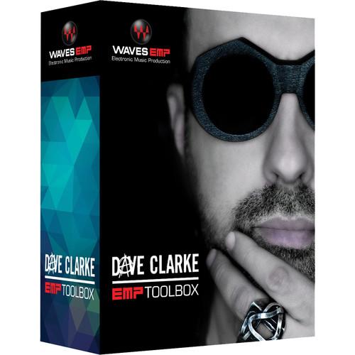 Waves Dave Clarke EMP Toolbox - Electronic Music Plug-In Bundle (TDM/Native/SoundGrid, Download)
