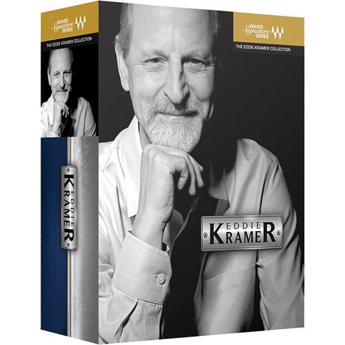 Waves Eddie Kramer Signature Series - Plug-In Bundle (Native/SoundGrid, Download)