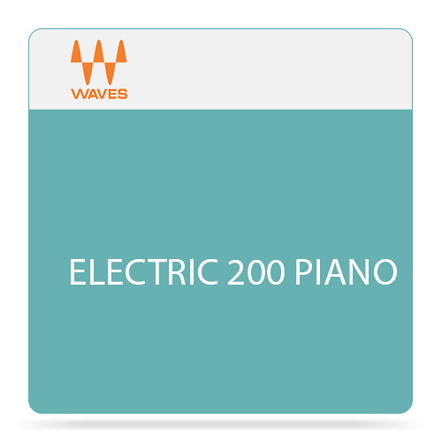 Waves Electric 200 Piano - Virtual Electric Piano (Download)