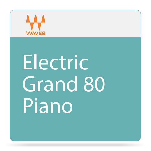 Waves Electric Grand 80 Piano – Virtual Instrument Plug-In (Download)