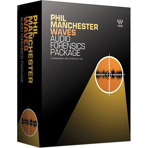 Waves Phil Manchester Audio Forensics Package (Native)