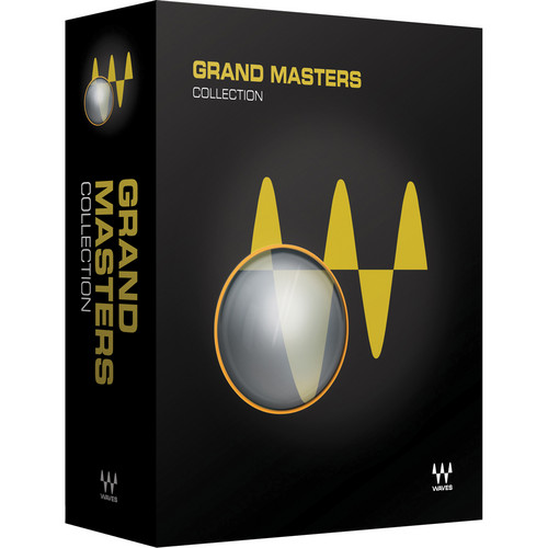 Waves Grand Masters Collection (TDM)