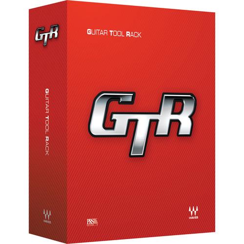 Waves GTR3 - Guitar Amps, Stomp Boxes, Tuner Plug-Ins Bundle (Native/SoundGrid, Download)