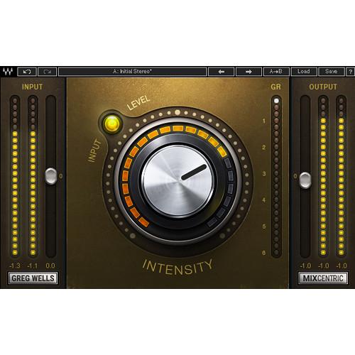 Waves Greg Wells MixCentric - Mix Enhancement Plug-In (Native/SoundGrid, Download)