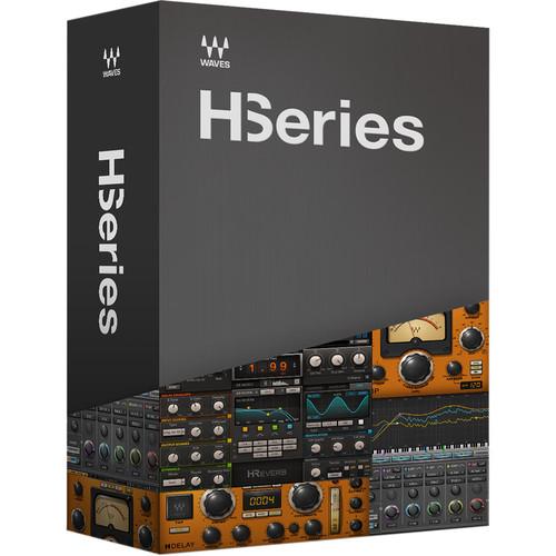 Waves H-Series - Hybrid Plug-Ins Bundle (Native/SoundGrid, Download)