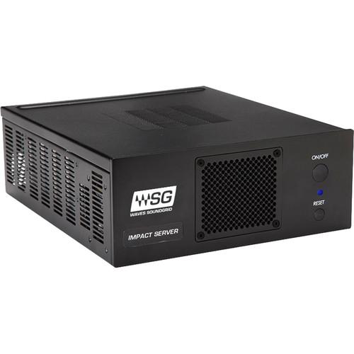 Waves SoundGrid Impact Server-C DSP Unit