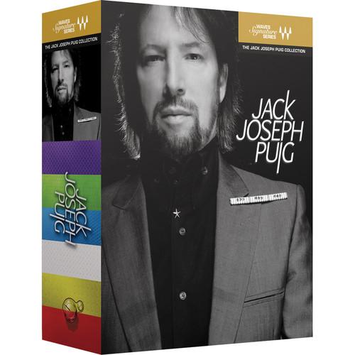 Waves Jack Joseph Puig Signature Series - Plug-In Bundle (Native/SoundGrid, Download)