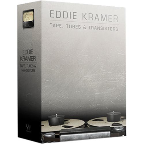 Waves Tape, Tubes & Transistors - Eddie Kramer Recording Chain Bundle (Native/SoundGrid, Download)