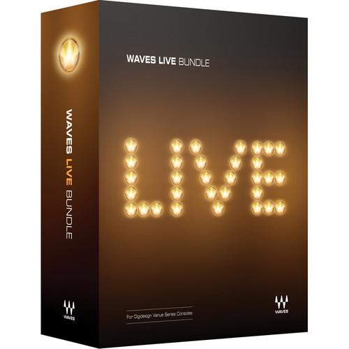 Waves Live Bundle (TDM)