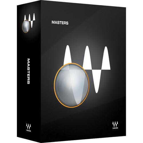 Waves Masters - Mastering Plug-Ins Bundle (TDM/Native/SoundGrid, Download)