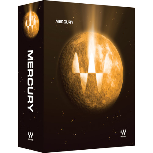Waves Mercury - Comprehensive Audio Processing Plug-Ins Bundle (TDM/Native/SoundGrid, Download)