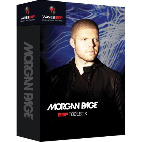 Waves Morgan Page EMP Toolbox - Electronic Music Plug-In Bundle (TDM/Native/SoundGrid, Download)