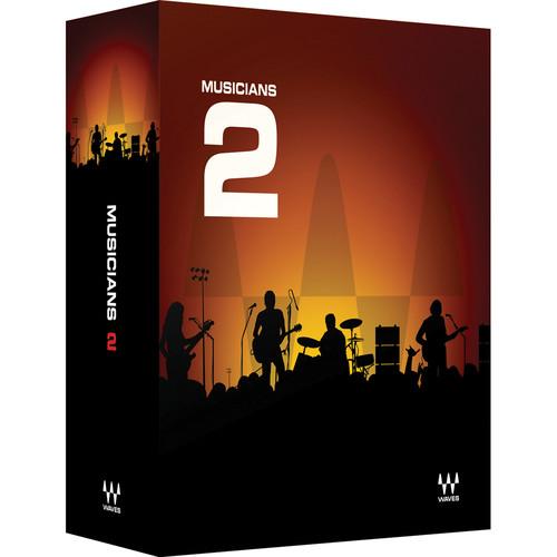 Waves Musicians 2 - Six Essential Audio Plug-Ins Bundle (TDM/Native/SoundGrid, Download)