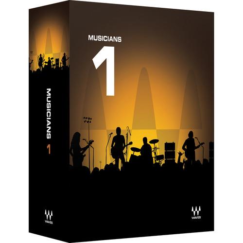 Waves Musicians 1 - Five Essential Audio Plug-Ins Bundle (TDM/Native/SoundGrid, Download)