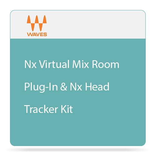 Waves Nx Virtual Mix Room Plug-In & Nx Head Tracker Kit
