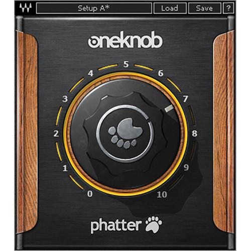 Waves OneKnob Phatter (Native)