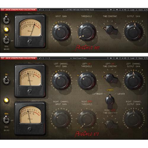 Waves PuigChild Compressor - Dynamics Plug-In (Native/SoundGrid, Download)