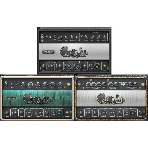 Waves PRS SuperModels - Guitar Amplifier Emulation Plug-In (Download)