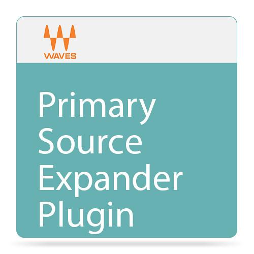 Waves Primary Source Expander - Expander Plug-In (Native/SoundGrid, Download)