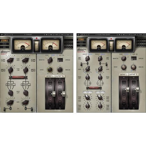 Waves REDD - Channel Strip Plug-In (Native/SoundGrid, Download)