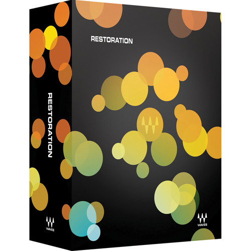 Waves Restoration - Noise Reduction Plug-Ins Bundle (Native/SoundGrid, Download)