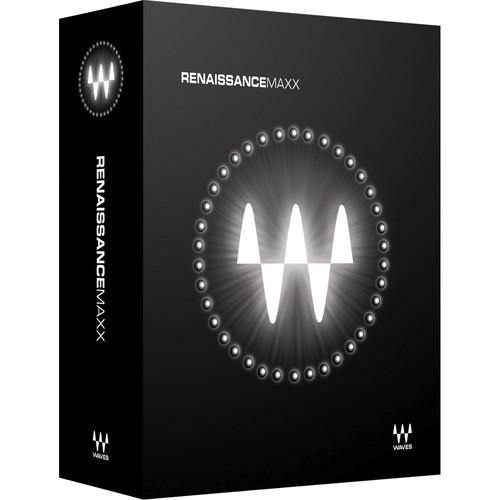 Waves Renaissance MAXX - Recording and Mixing Plug-Ins Bundle (Native/SoundGrid, Download)
