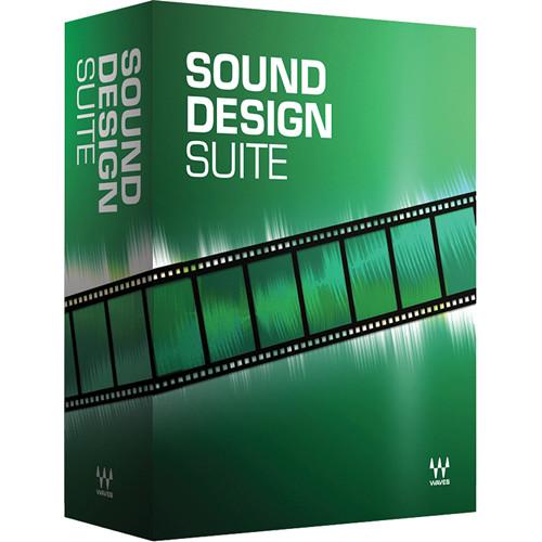 Waves Sound Design Suite - Sound Design/Post Production Plug-Ins Bundle (TDM/Native/SoundGrid, Download)