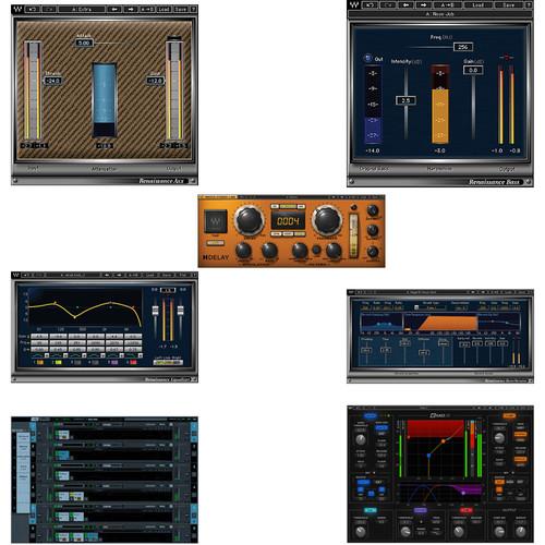 Waves Server One Combo - SoundGrid Server, Multirack Software, and Plug-In Bundle