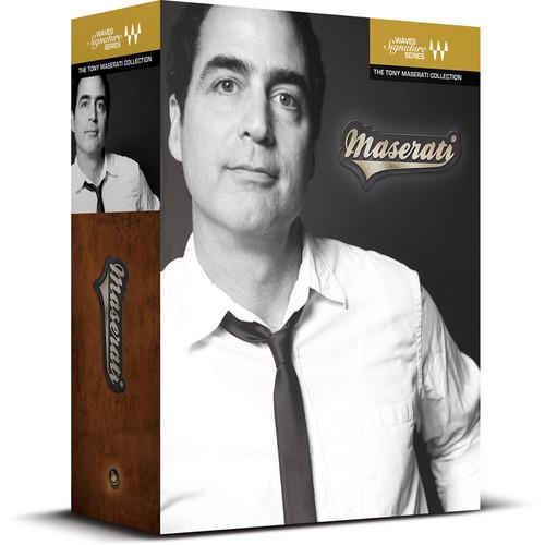 Waves The Tony Maserati Collection (Native)