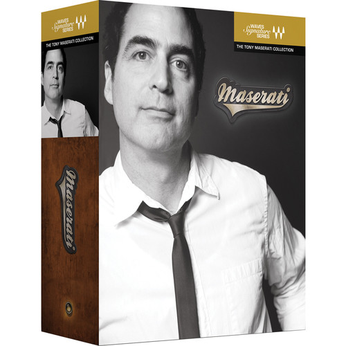 Waves Tony Maserati Signature Series - Plug-In Bundle (Native/SoundGrid, Download)