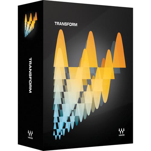 Waves Transform - Audio Processing Plug-Ins Bundle (TDM/Native/SoundGrid, Download)