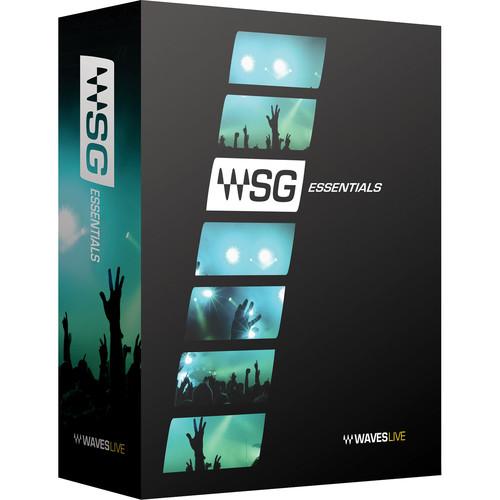 Waves Essentials - Audio Processing Plug-In Bundle (Native/SoundGrid, Download)